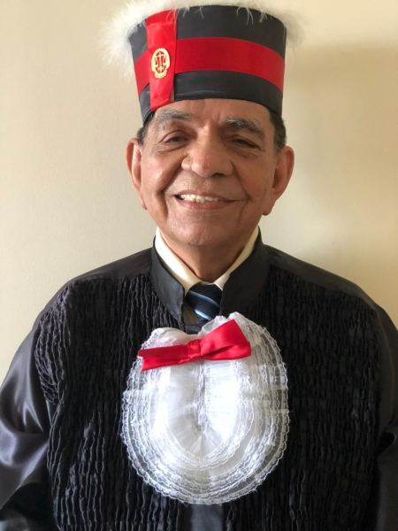 formado em direito aos 82 anos em castanhal